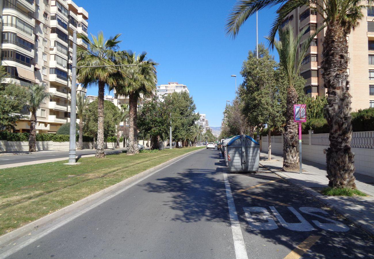 Apartamento en San Juan de Alicante - Paradise Window San Juan Beach