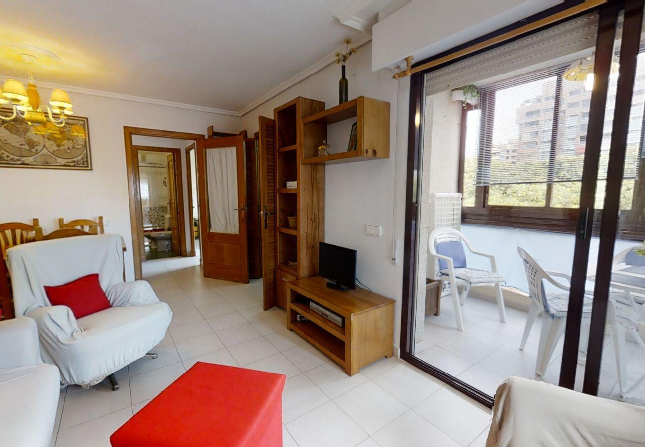 Apartamento en Cabo Huertas - Friendly Flat Cabo de Huertas