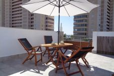 Apartment in El Campello - Charming Penthouse San Juan Beach